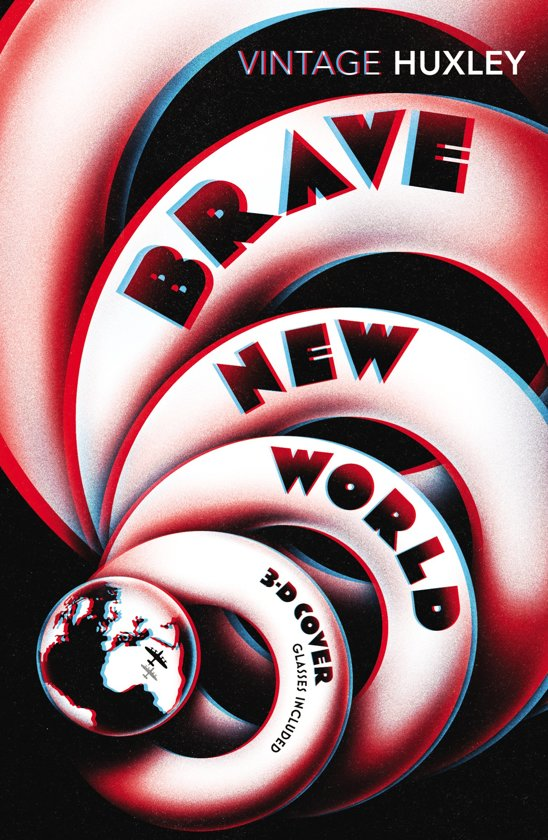 Boek cover Brave New World van A. Huxley (Paperback)