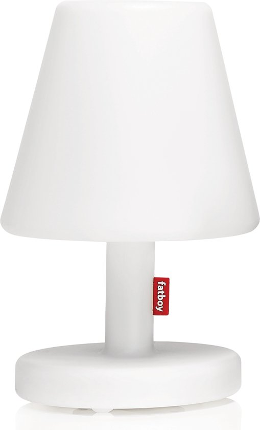 Fatboy Edison Medium Tafellamp - Wit - LED - Waterdicht