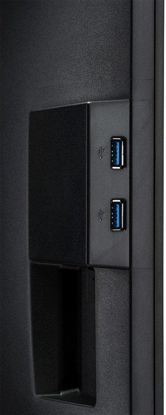 iiyama G-MASTER GB2783QSU 27'' Wide Quad HD LED Mat Flat Zwart computer monitor