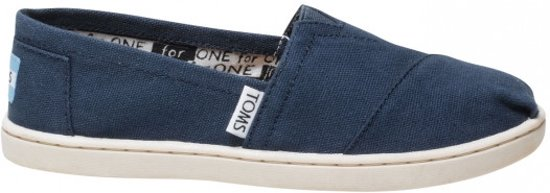 Toms Canvas Navy - 34
