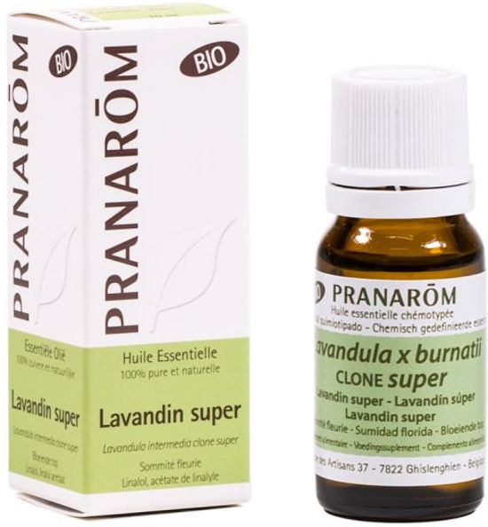 Pranarôm Etherische olie Lavandin super BIO (10 ml)