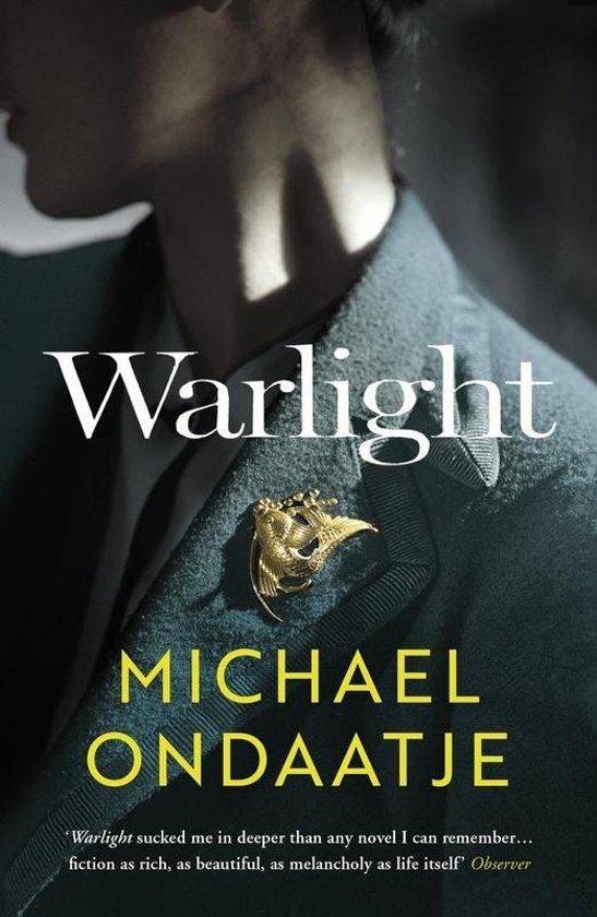 Boek cover Warlight van Michael Ondaatje (Onbekend)