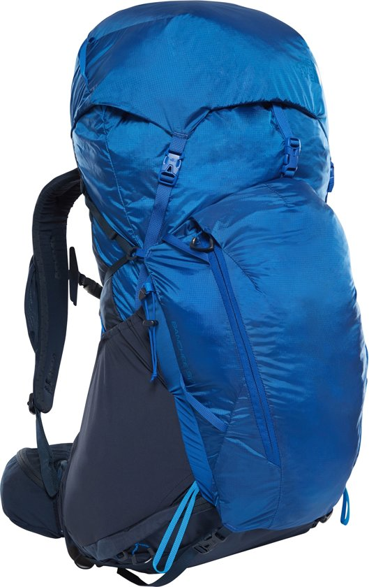 de4eed9a73b The North Face Banchee 50 Backpack Unisex - Urban Navy / Bright Cobalt Blue