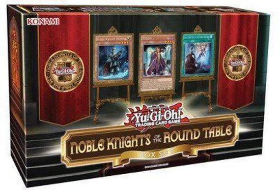 Afbeelding van het spel YGO Noble Knights of the Round Table Box Set