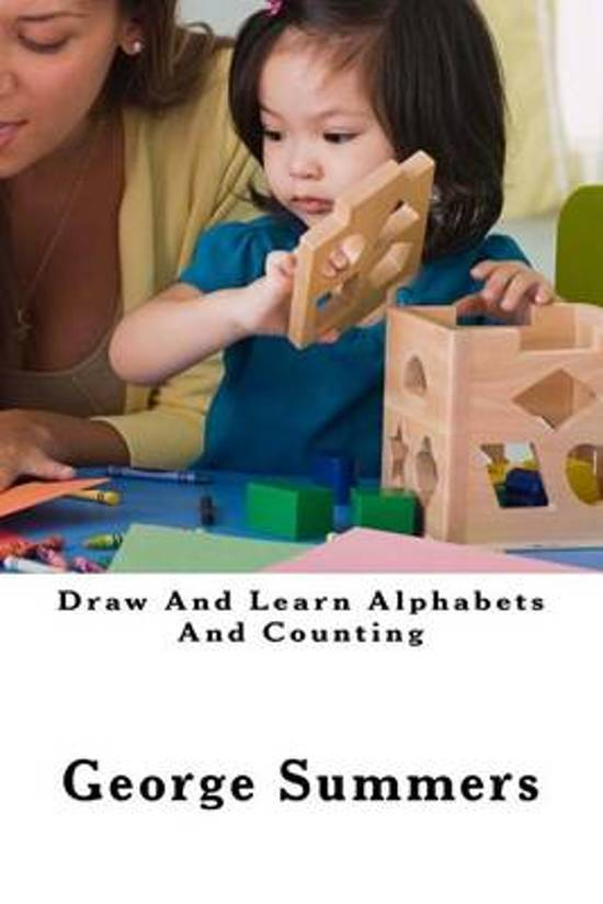 Draw and Learn Alphabets and Counting