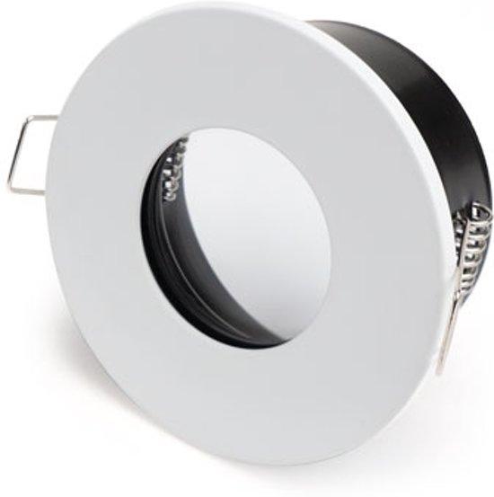 bol.com | LS-Led LED gu10 spot armatuur IP65 Voor badkamer wit ...