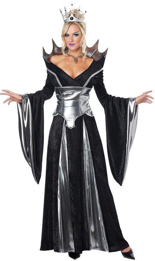 Halloween Sprookjes Kostuum.Duivelse Sprookjes Koningin Kostuum Voor Vrouwen Volwassenen Kostuums