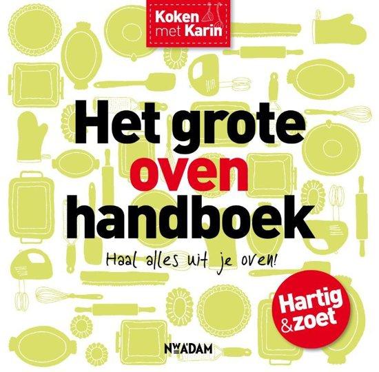 Koken met Karin - Het grote ovenhandboek