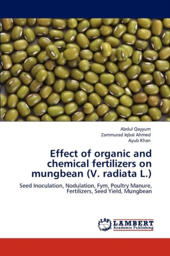 Effect of Organic and Chemical Fertilizers on Mungbean (V. Radiata L.)