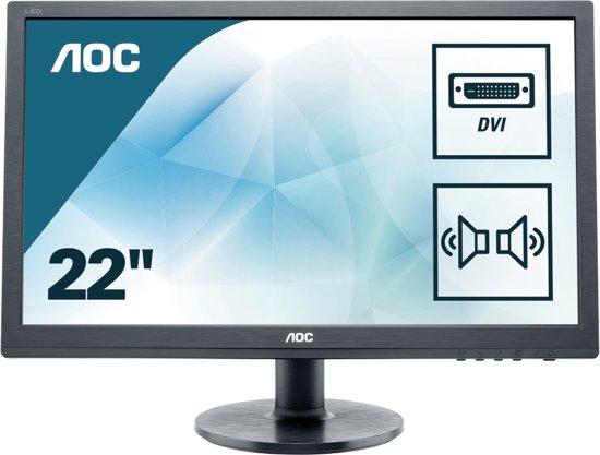 AOC E2260SDA - Monitor