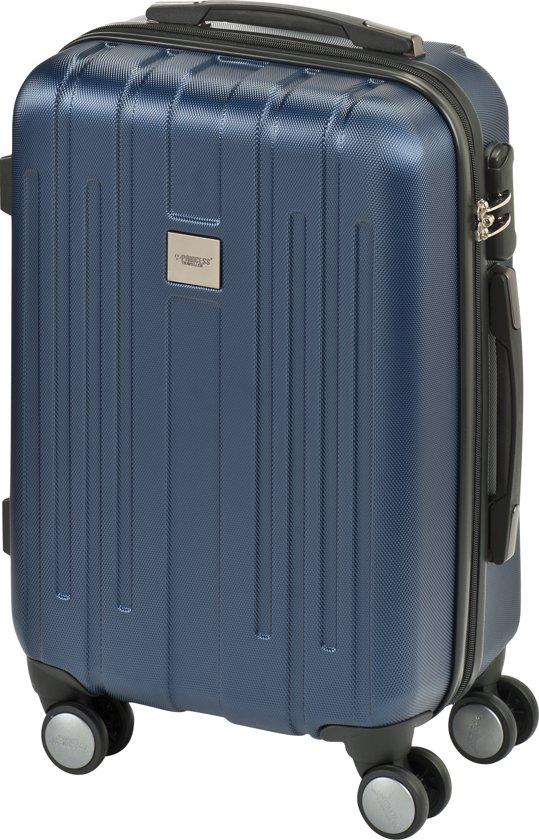 Princess Traveller Town Koffer - 56 cm - Blauw