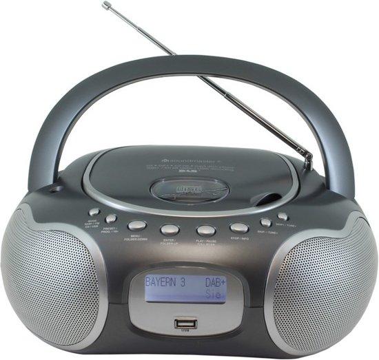 Soudmaster DAB+ Radio
