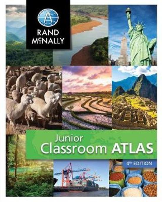 Jr Classroom Atlas
