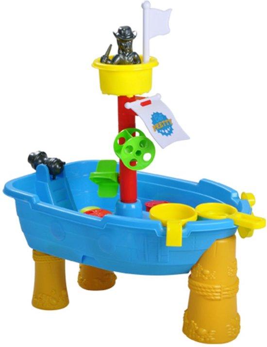 KnorrToys Zand- en Watertafel Piratenschip