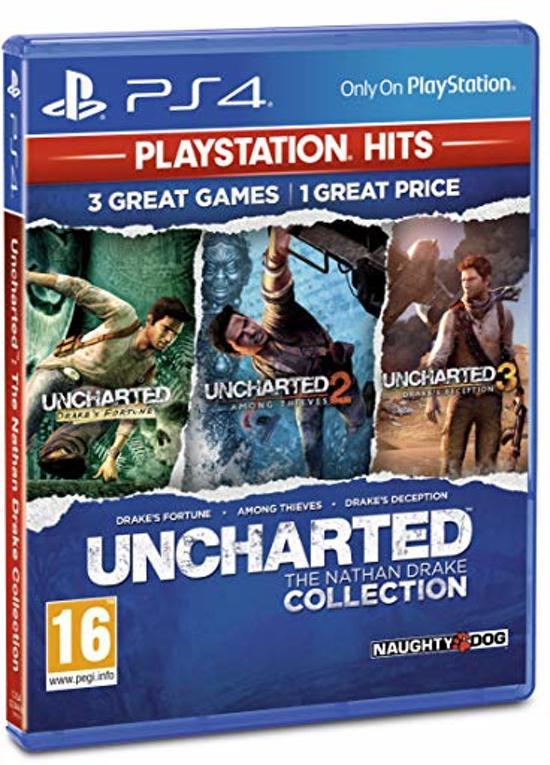 Uncharted: The Nathan Drake Collection (PS4) kopen