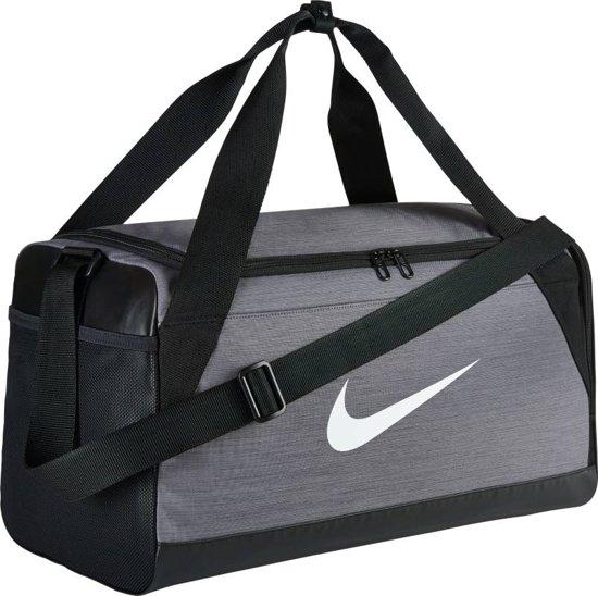 Nike Brasilia Small Sporttas - Grijs