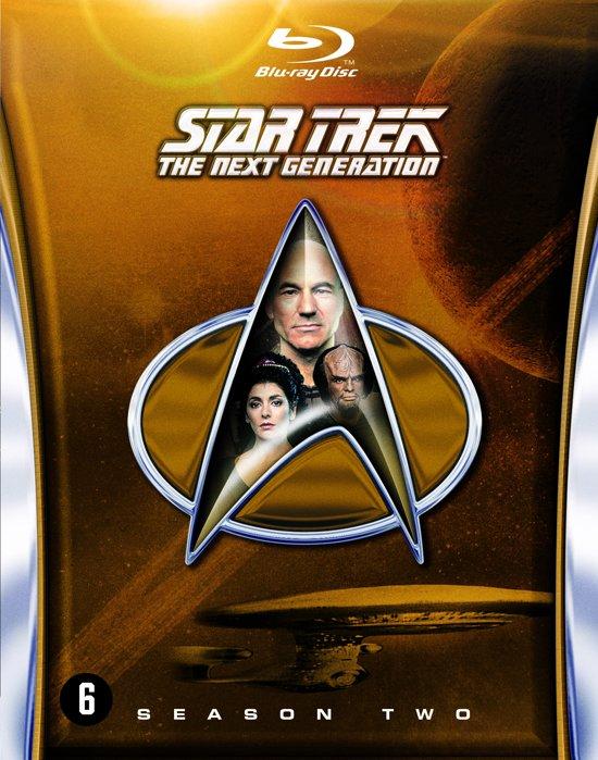 Star Trek: The Next Generation - Seizoen 2 (Blu-ray)