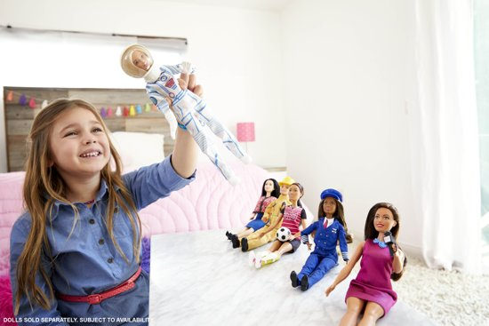 Barbie Astronaut