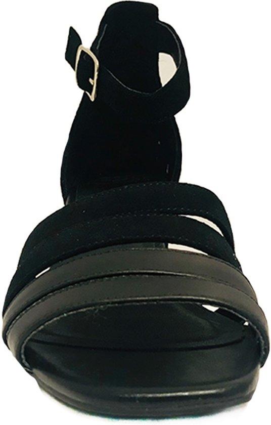 Zwarte Spm Sandal Irin Sandalen Strap LUzpjqSVGM