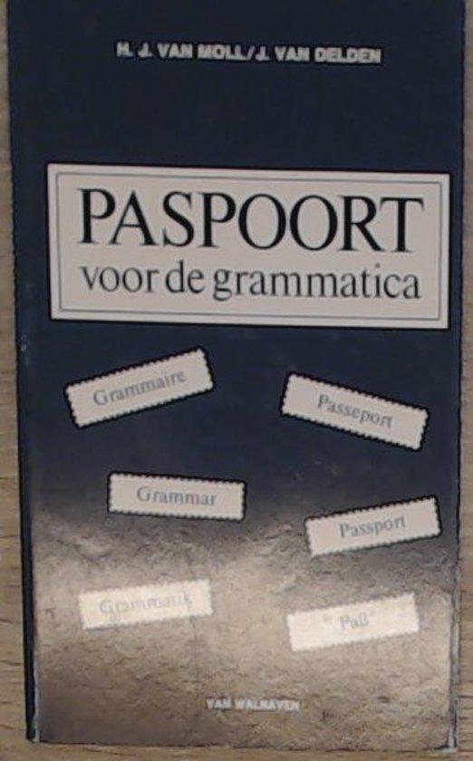 Paspoort voor de grammatica