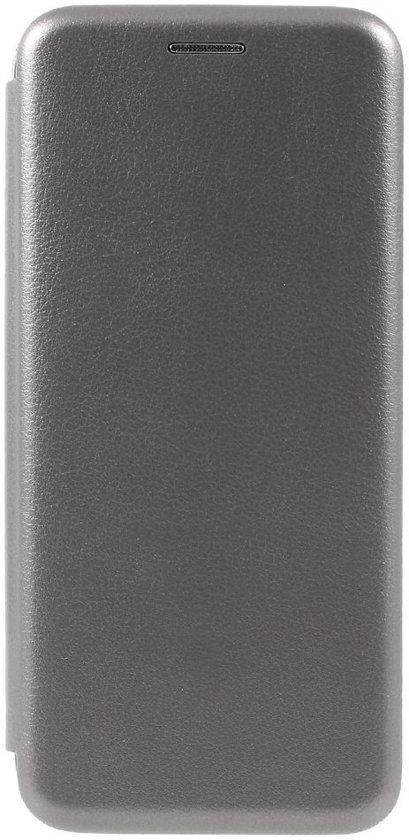 Stijlvol Samsung Galaxy S8 Portemonnee Hoesje Grijs in Oosteinde