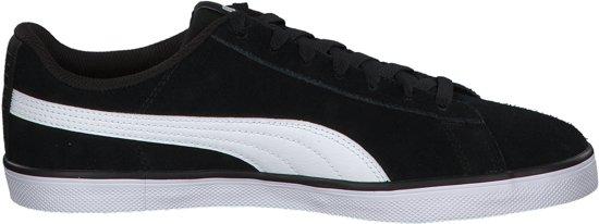 Puma Urban Plus SD 365259-01, Mannen, Zwart, Sneakers maat: 41 EU