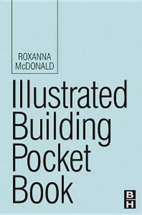 illustrated building pocket book mcdonald roxanna