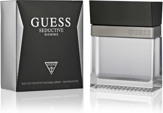 Guess Seductive Men 100 ml - Eau de Toilette – Herenparfum