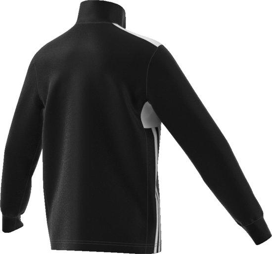 Mannen Zwart Training 18 Top Regista Adidas wit S Sportshirt PerformanceMaat sBhrdCotxQ