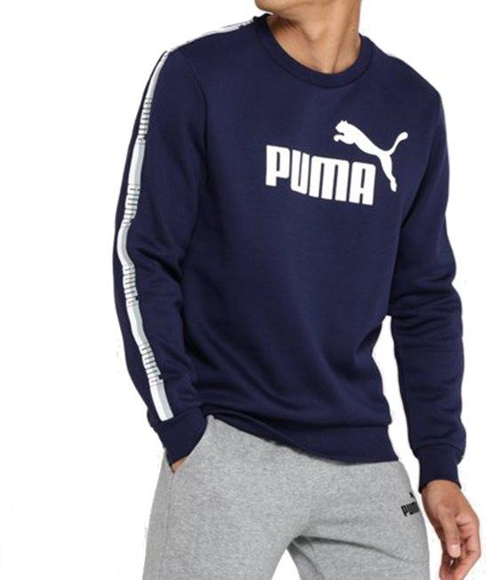 bol.com | Puma Sporttrui TAPE CREW SWEATER - Heren ...