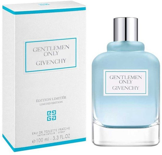 Givenchy GENTLEMEN ONLY edt fraiche vapo 100 ml