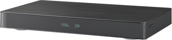 Panasonic SC-HTE80EG - Soundplate - Zwart