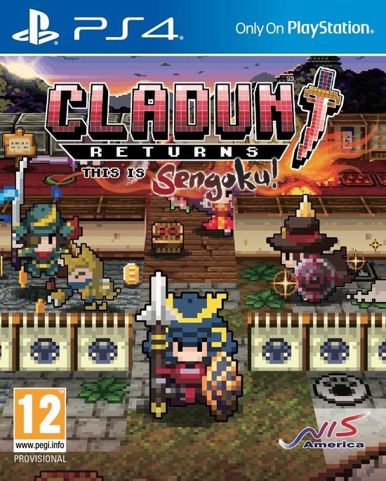 Cladun Returns, This is Sengoku! PS4 kopen