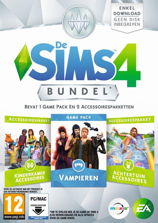 De Sims 4: Bundel Pack 7 (Code in a Box) - Windows / MAC