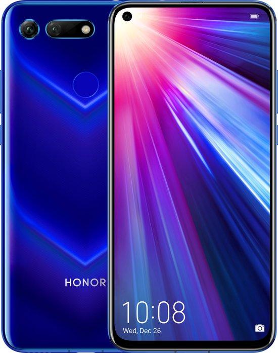 Honor View 20 - 128GB - Dual Sim - Sapphire Blue (Blauw)