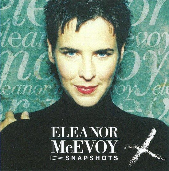 CD cover van Snapshots van Eleanor McEvoy