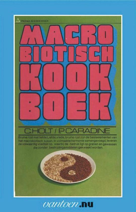 Vantoen.nu - Macrobiotisch kookboek