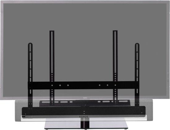 Cavus Cavtslpbf Tv Voet Voor Sonos Playbar Soundbar Tv 46 60 Inch Max 30kg