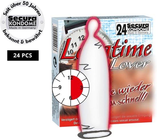 Secura Longtime Lover 24 Stuks