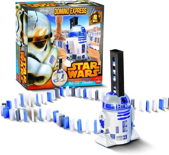 Afbeelding van het spel Dominos Express Star Wars R2D2 Dealer '15