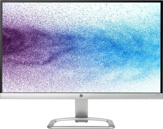 HP 22es 21.5'' Full HD LED Zwart, Zilver computer monitor