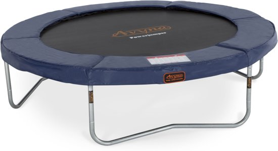 avyna powerjumper trampoline 3 05 10 ft blauw. Black Bedroom Furniture Sets. Home Design Ideas