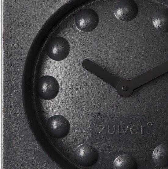 Zuiver Pulp Time Wandklok 36 x 36 cm