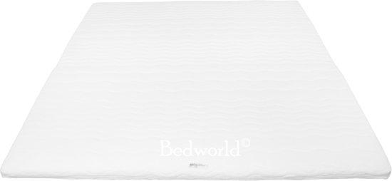Bedworld Topper Oplegmatras - Koudschuim HR45 - 200x210 7cm
