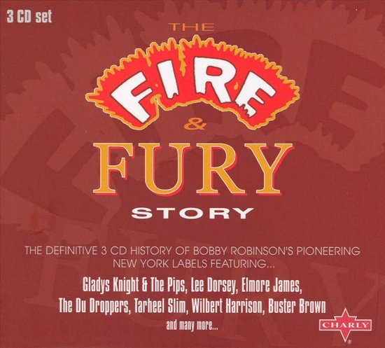Fire & Fury Story -89Tr-