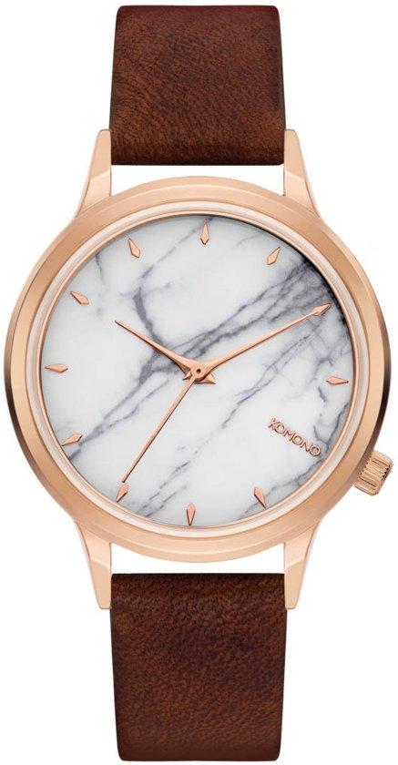 Komono Lexi Marble Horloge