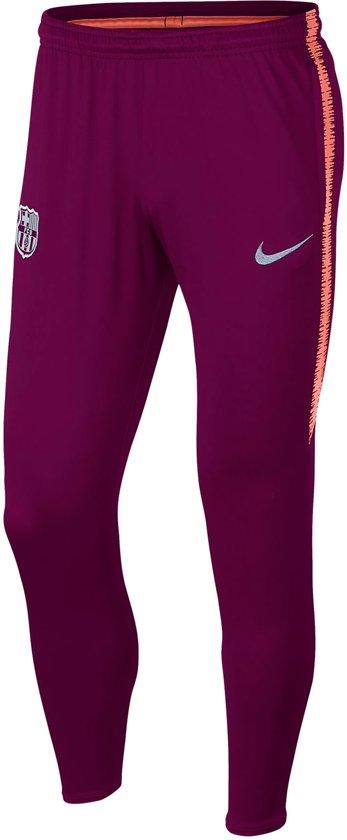 744bb05d9d9 Nike FC Barcelona Dry Squad Trainingsbroek Heren Sportbroek - Maat M -  Mannen - paars/