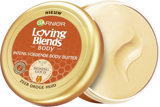 Garnier Loving Blends Honinggoud Bodybutter - 200 ml