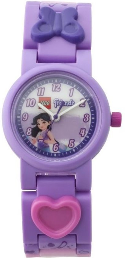 Horloge Lego Friends: Emma