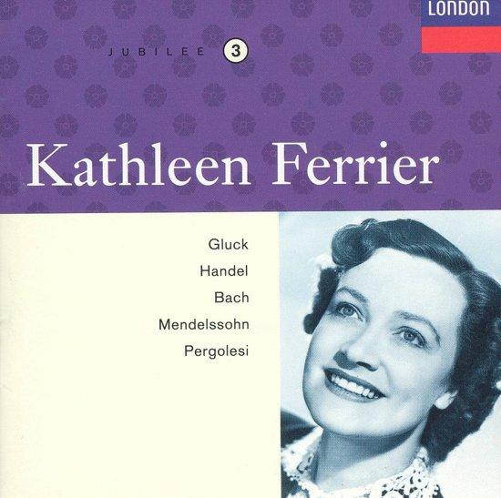 Kathleen Ferrier Edition Vol 3- Gluck, Handel, Bach, etc